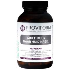 Proviform Multi puur huid haar nagel (120 vcaps)