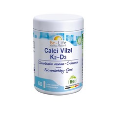 Be-Life Calci vital K2-D3 (60 capsules)