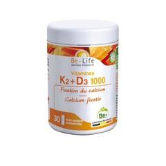 Be-Life Vitamine K2-D3 1000 (30 capsules)