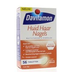 Davitamon Huid haar nagels (56 tabletten)