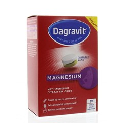 Dagravit Magnesium ultra (50 tabletten)