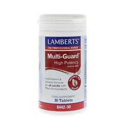 Lamberts Multi guard (30 tabletten)