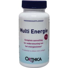 Orthica Multi energie (60 softgels)