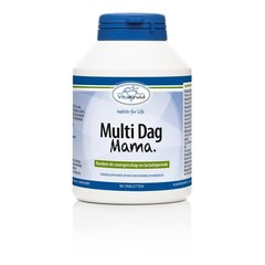 Vitakruid Multi dag mama (90 tabletten)