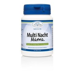 Vitakruid Multi Nacht Mama (30 tabletten)