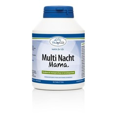 Vitakruid Multi Nacht Mama (90 tabletten)