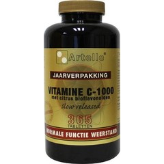 Artelle Vitamine C1000 mg bioflavonoiden (365 tabletten)