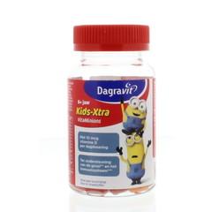 Dagravit Kids-Xtra vitaminions gums 6+ (60 gummies)