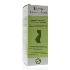 Laveen Growing bubz multivitamine foliumzuur zwangerschap (90 vcaps)