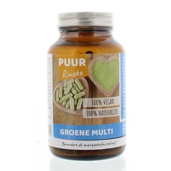 Puur Rineke Groene multi (120 capsules)