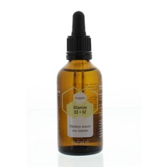 Nutalis Vitamine D3 & K2 druppels (50 ml)