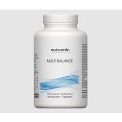 Nutramin NTM Multi balance (90 tabletten)