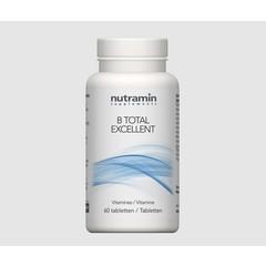 Nutramin B Total excellent (60 tabletten)