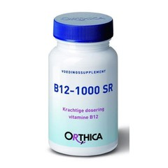 Orthica Vitamine B12 1000 SR (90 tabletten)