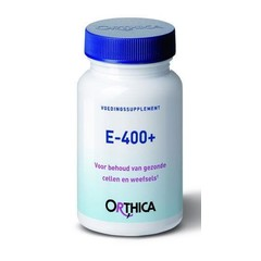 Orthica Vitamine E 400 + (60 softgels)