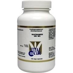 Vital Cell Life Niacinamide vitamine B3 (100 vcaps)