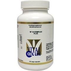 Vital Cell Life Vitamine B complex spec form/Q10/lipon (100 capsules)