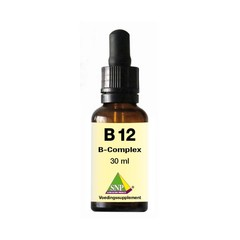 SNP B12 B-complex fluid sublinguaal (30 ml)
