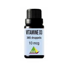 SNP Vitamine D3 365 druppels (10 ml)