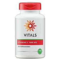 Vitals Vitamine C 1000 mg (100 tabletten)