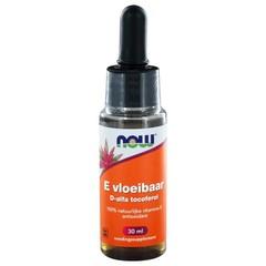 NOW E-vloeibaar d-alfa tocoferol (30 ml)