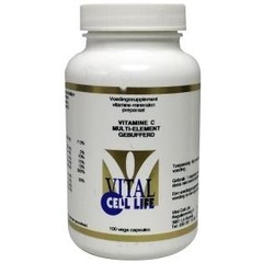Vital Cell Life Vitamine C multi element gebufferd (100 capsules)