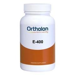 Ortholon Vitamine E400IE (60 vcaps)