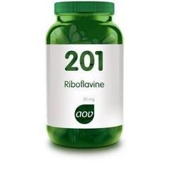 AOV 201 Riboflavine 50 mg (100 vcaps)