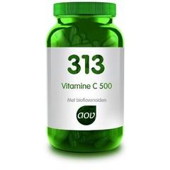AOV 313 Vitamine C 500 mg (100 vcaps)