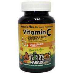 Natures Plus Animal parade vitamine C (90 tabletten)