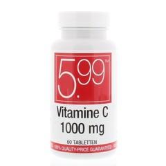 5.99 Vitamine C 1000 mg (60 tabletten)