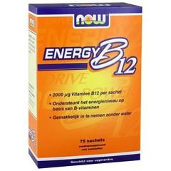NOW Energy B12 2000 mcg (75 sachets)