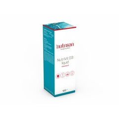 Nutrisan Nutrivit D3 liquid (100 ml)
