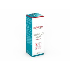 Nutrisan Nutrivit D3 liquid (50 ml)