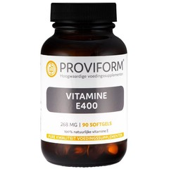 Proviform Vitamine E 400 (90 softgels)