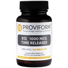 Proviform Vitamine B12 1000 mcg TR (60 tabletten)