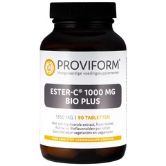 Proviform Ester C 1000 mg bioflavonoiden plus (90 tabletten)