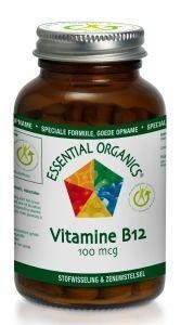 Essential Organ Essential Organ Vitamine B12 100 mcg (90 tabletten)