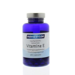 Nova Vitae Vitamine E 200IU (180 capsules)