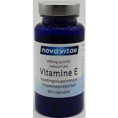 Nova Vitae Vitamine E 400IU (60 capsules)