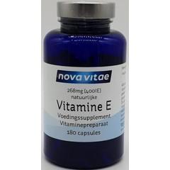 Nova Vitae Vitamine E 400IU (180 capsules)