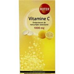 Roter Vitamine C 1000 mg citroen duo 2x20 bruistabletten (40 bruistabletten)