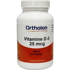 Ortholon D 25 mcg 1000IE (100 vcaps)