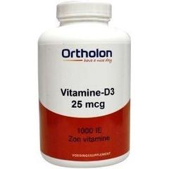 Ortholon D 25 mcg 1000IE (300 softgels)