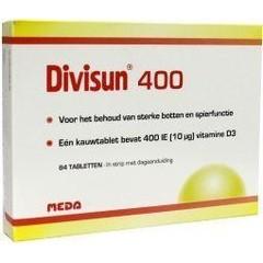 Divisun 400IE (84 tabletten)