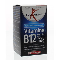 Lucovitaal Vitamine B12 1000 mcg (30 tabletten)
