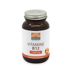 Mattisson Vitamine B12 1000 mcg (60 tabletten)
