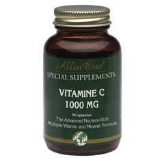 All In One Vitamine C1000 (90 tabletten)