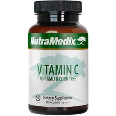 Nutramedix Vitamin C non GMO (120 vcaps)
