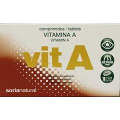 Soria Vitamine A retard 800 mcg (48 tabletten)